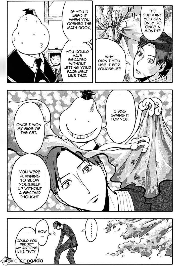 Ansatsu Kyoushitsu Chapter 126  Online Free Manga Read Image 7