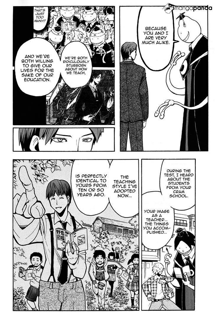 Ansatsu Kyoushitsu Chapter 126  Online Free Manga Read Image 8