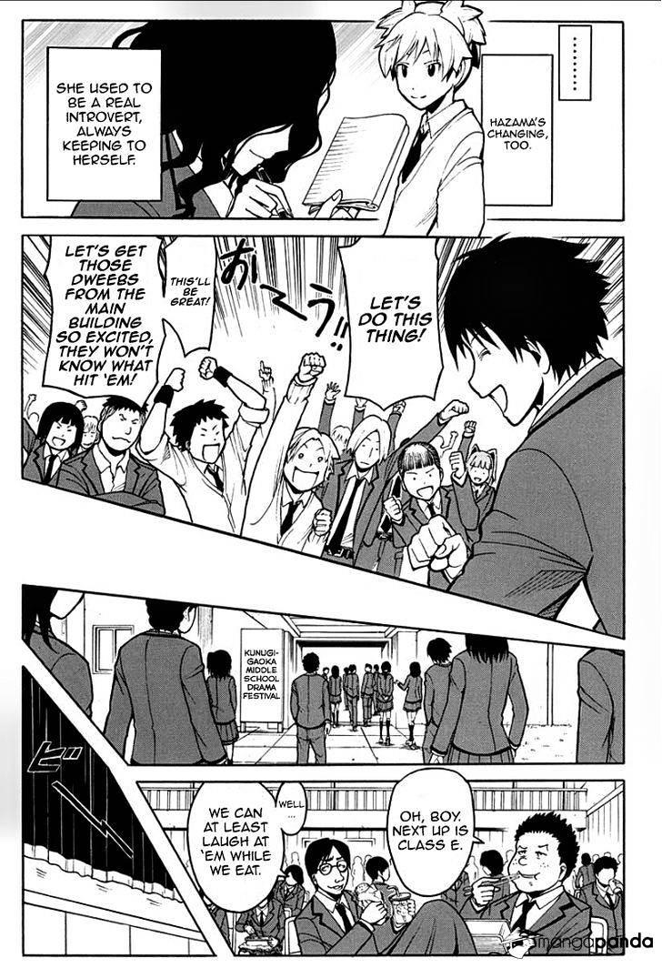 Ansatsu Kyoushitsu Chapter 127  Online Free Manga Read Image 10