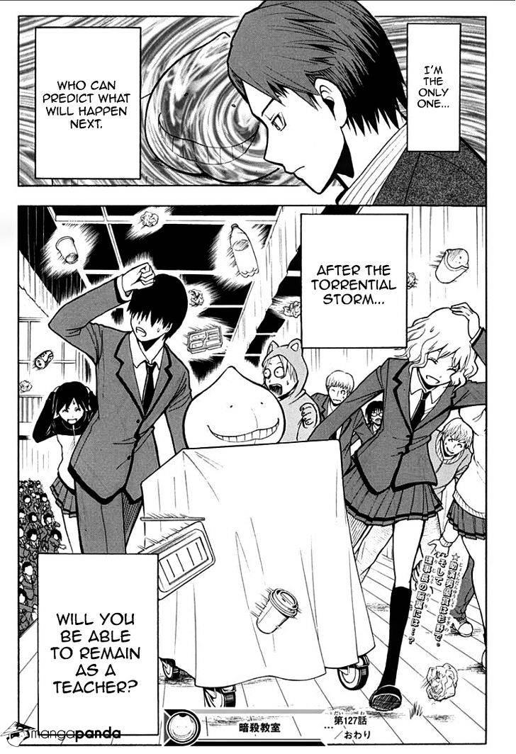 Ansatsu Kyoushitsu Chapter 127  Online Free Manga Read Image 20