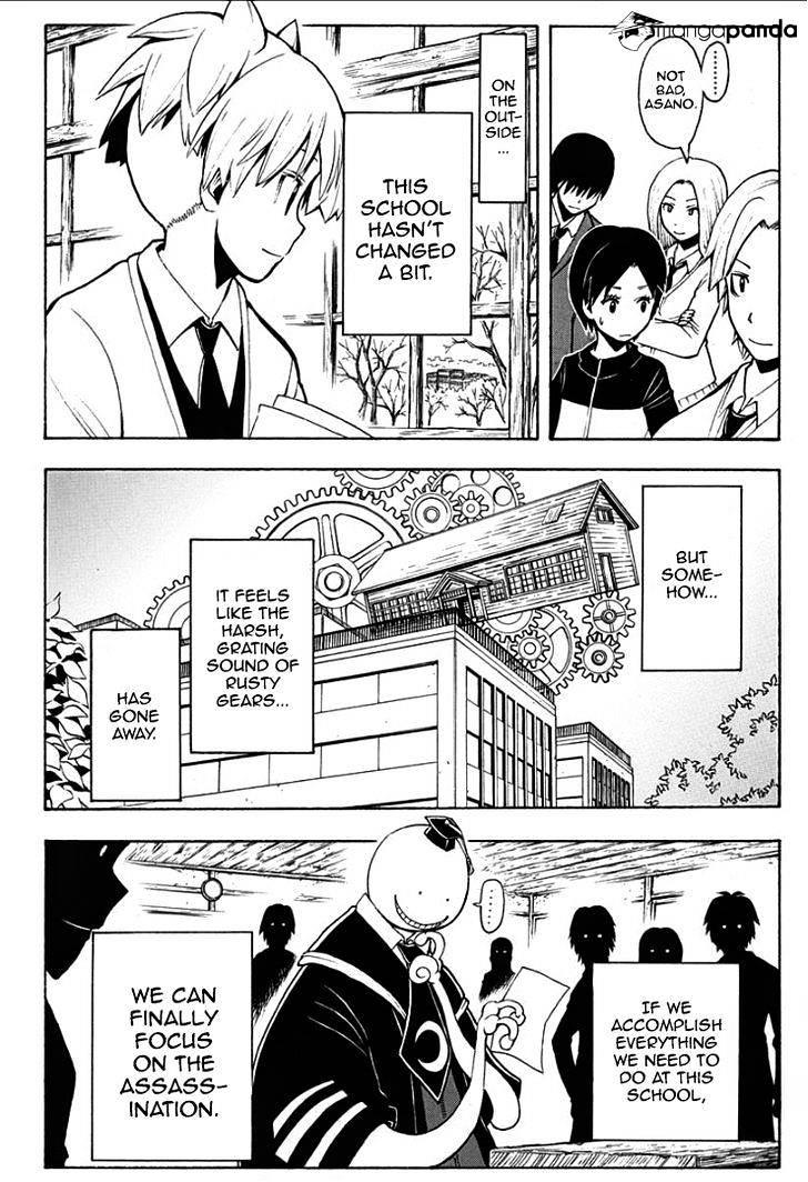 Ansatsu Kyoushitsu Chapter 127  Online Free Manga Read Image 5