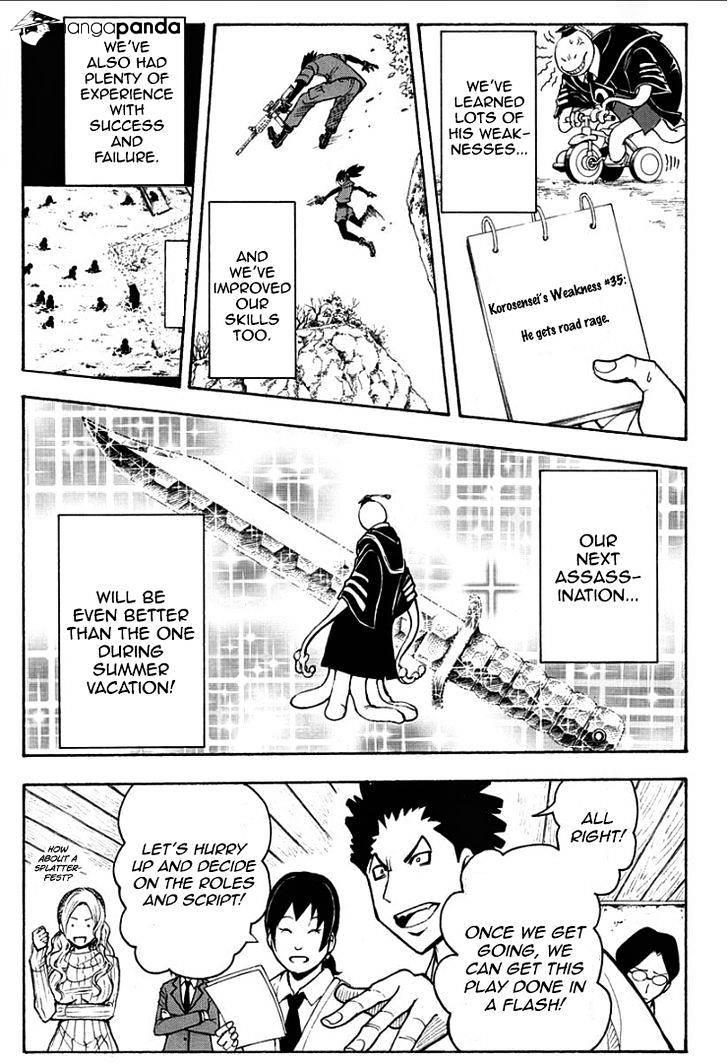 Ansatsu Kyoushitsu Chapter 127  Online Free Manga Read Image 6