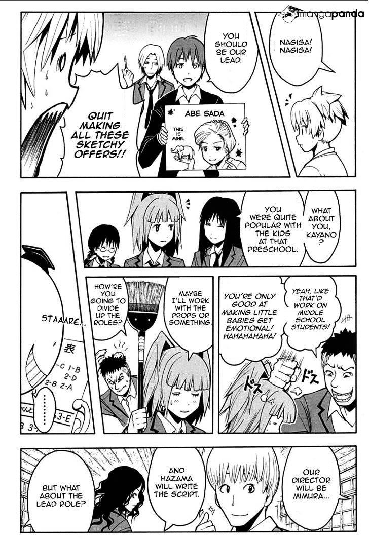Ansatsu Kyoushitsu Chapter 127  Online Free Manga Read Image 7