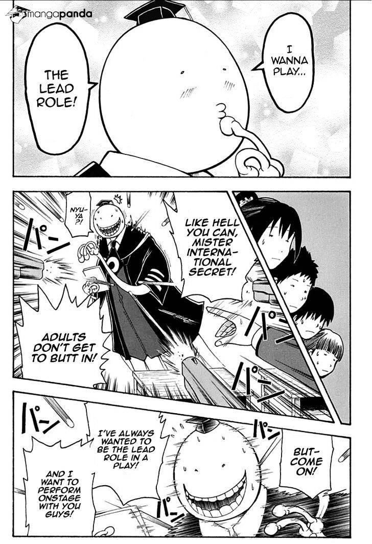 Ansatsu Kyoushitsu Chapter 127  Online Free Manga Read Image 8