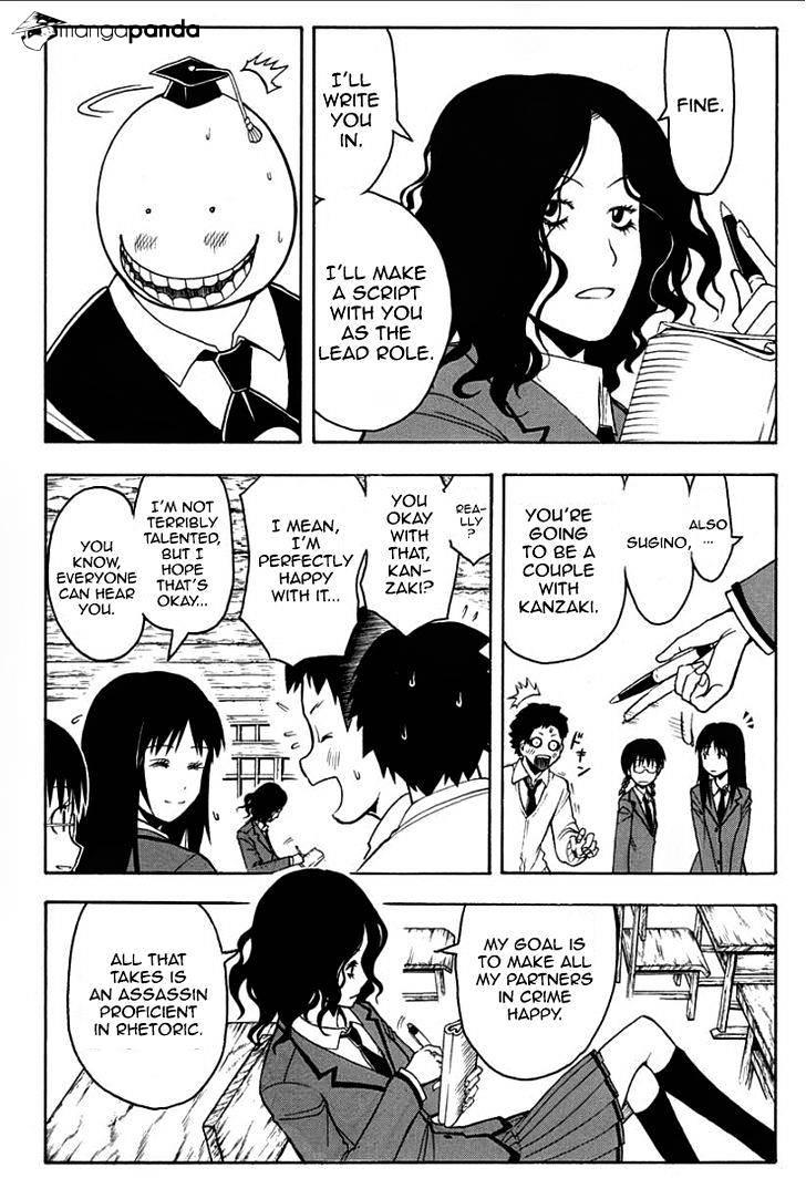 Ansatsu Kyoushitsu Chapter 127  Online Free Manga Read Image 9
