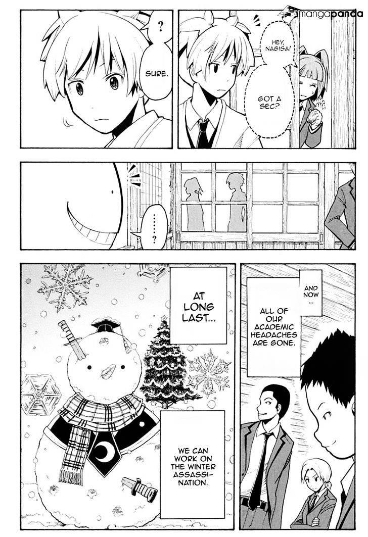Ansatsu Kyoushitsu Chapter 128  Online Free Manga Read Image 5