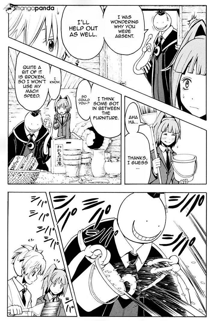 Ansatsu Kyoushitsu Chapter 128  Online Free Manga Read Image 8