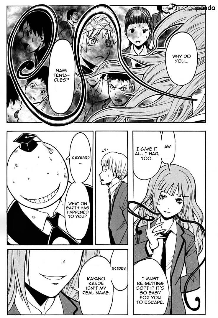 Ansatsu Kyoushitsu Chapter 129  Online Free Manga Read Image 13