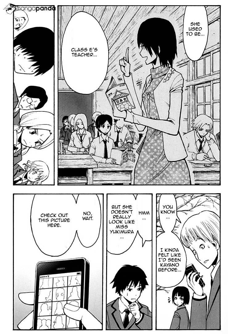 Ansatsu Kyoushitsu Chapter 129  Online Free Manga Read Image 18