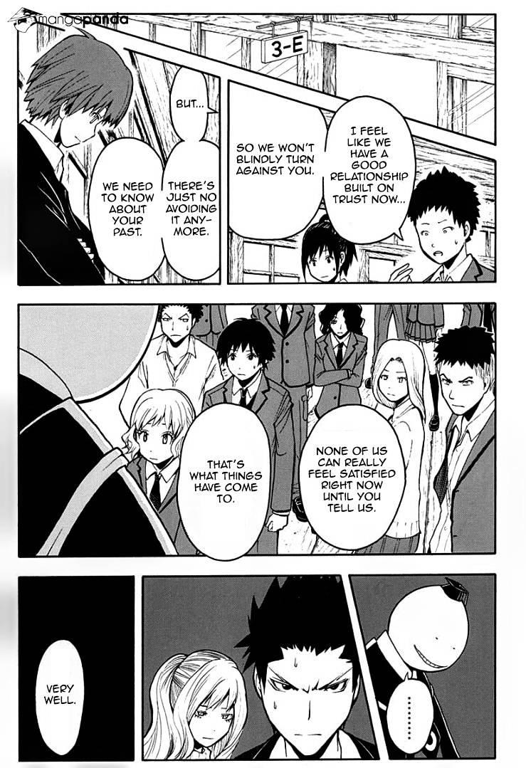 Ansatsu Kyoushitsu Chapter 130  Online Free Manga Read Image 18
