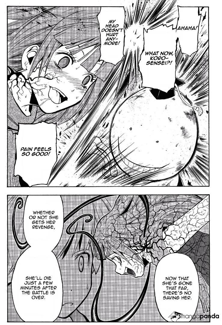 Ansatsu Kyoushitsu Chapter 131  Online Free Manga Read Image 20
