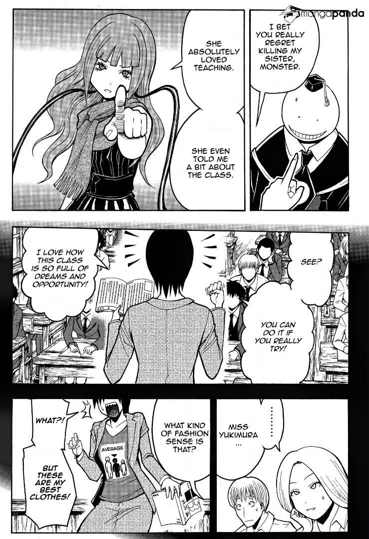 Ansatsu Kyoushitsu Chapter 131  Online Free Manga Read Image 8