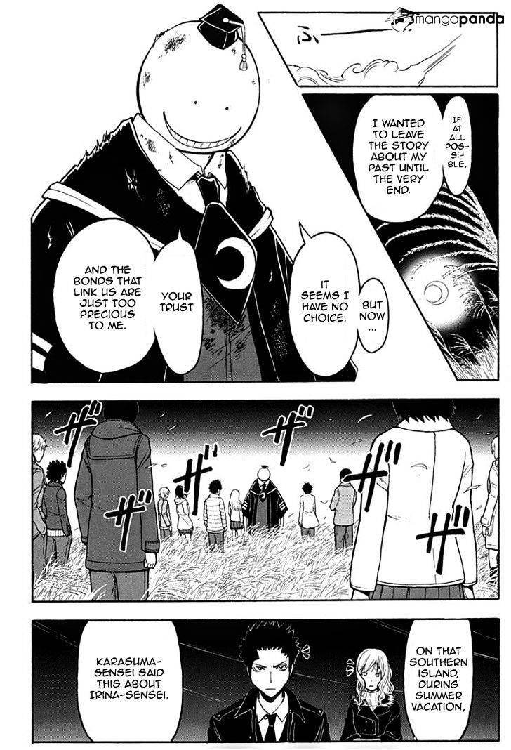 Ansatsu Kyoushitsu Chapter 133  Online Free Manga Read Image 15