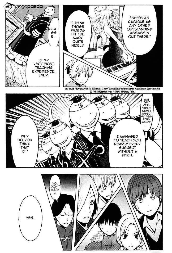 Ansatsu Kyoushitsu Chapter 133  Online Free Manga Read Image 16