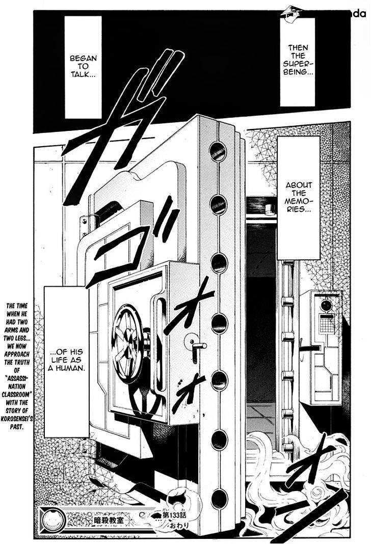 Ansatsu Kyoushitsu Chapter 133  Online Free Manga Read Image 19