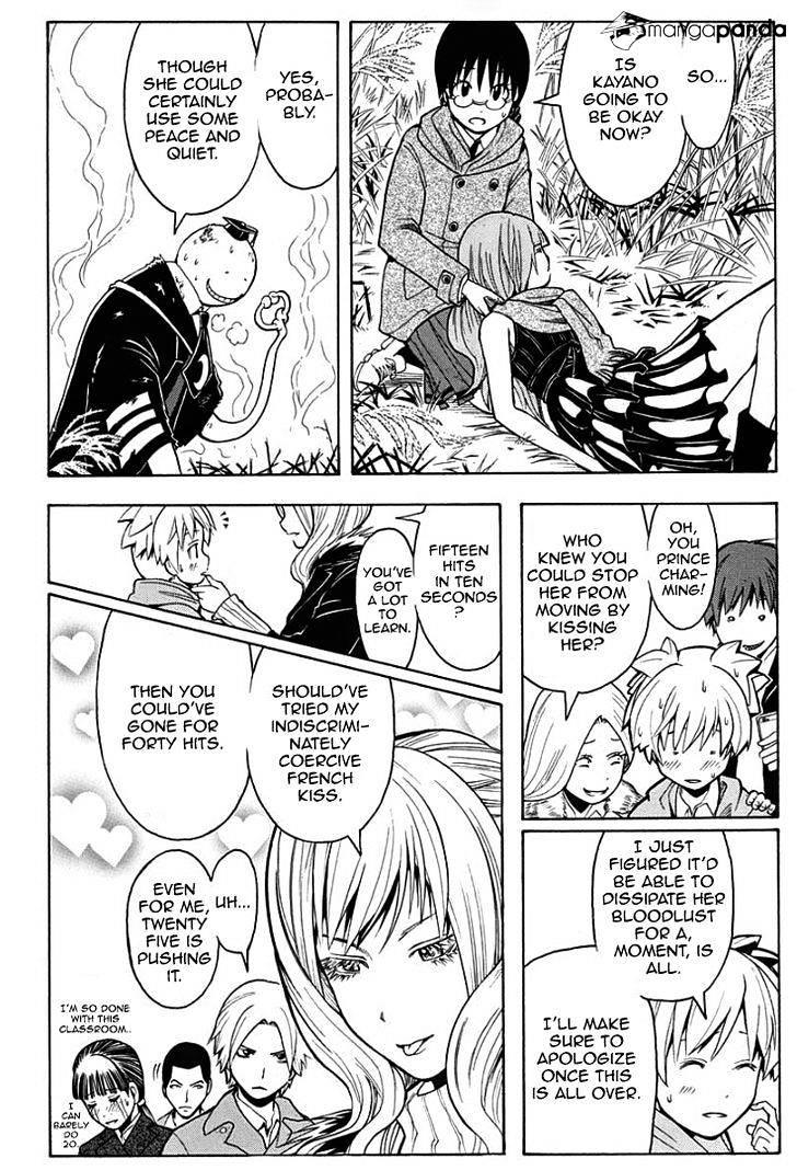 Ansatsu Kyoushitsu Chapter 133  Online Free Manga Read Image 3