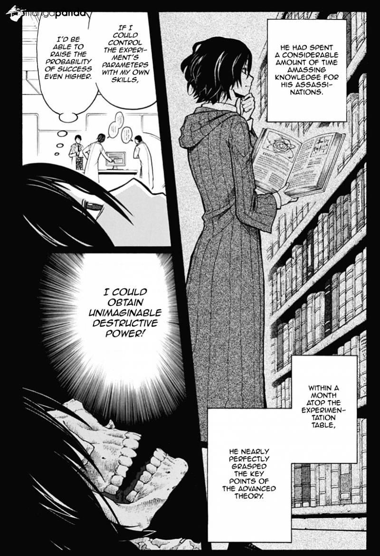 Ansatsu Kyoushitsu Chapter 135  Online Free Manga Read Image 15