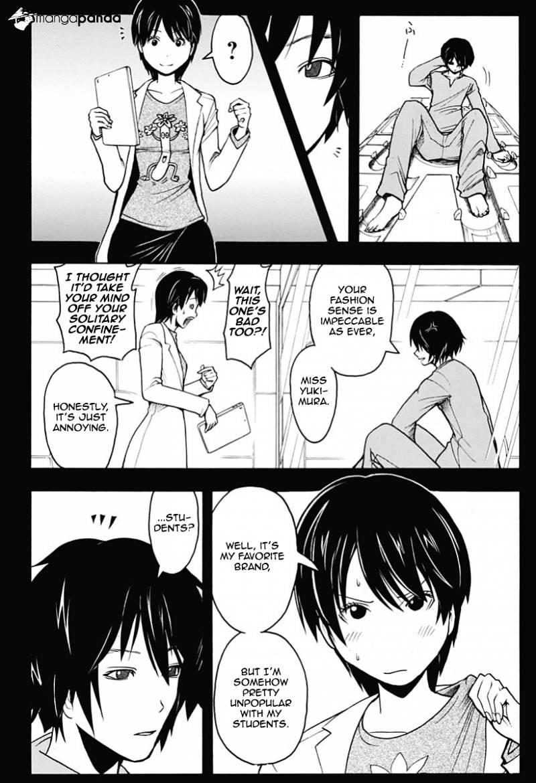 Ansatsu Kyoushitsu Chapter 135  Online Free Manga Read Image 9