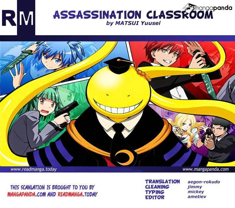Ansatsu Kyoushitsu Chapter 136  Online Free Manga Read Image 20