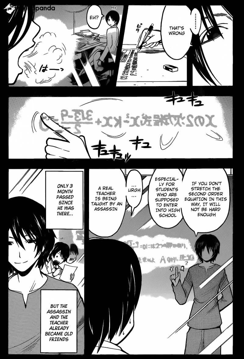 Ansatsu Kyoushitsu Chapter 136  Online Free Manga Read Image 3