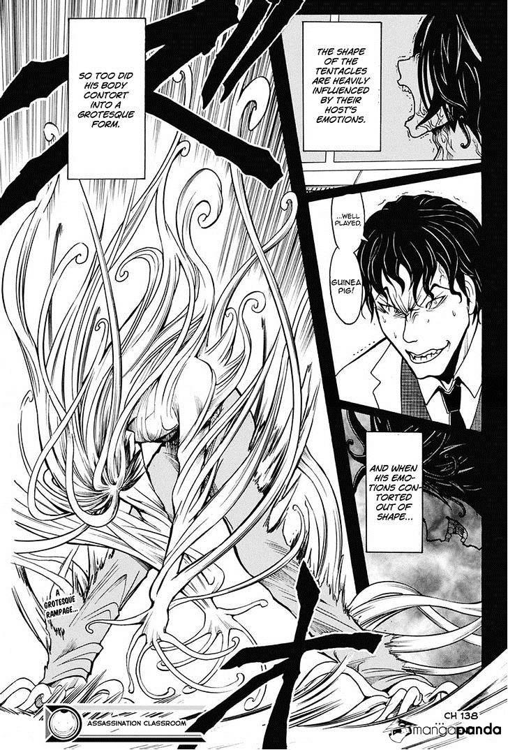 Ansatsu Kyoushitsu Chapter 138  Online Free Manga Read Image 19