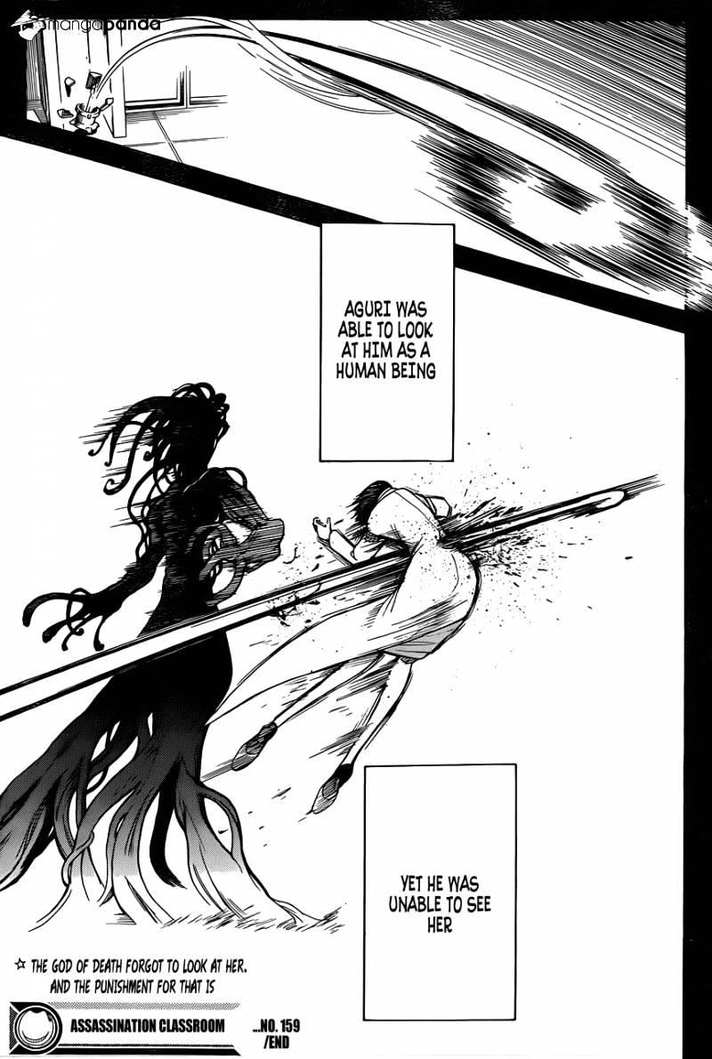 Ansatsu Kyoushitsu Chapter 139  Online Free Manga Read Image 18