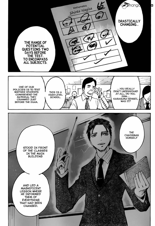 Ansatsu Kyoushitsu Chapter 14  Online Free Manga Read Image 15