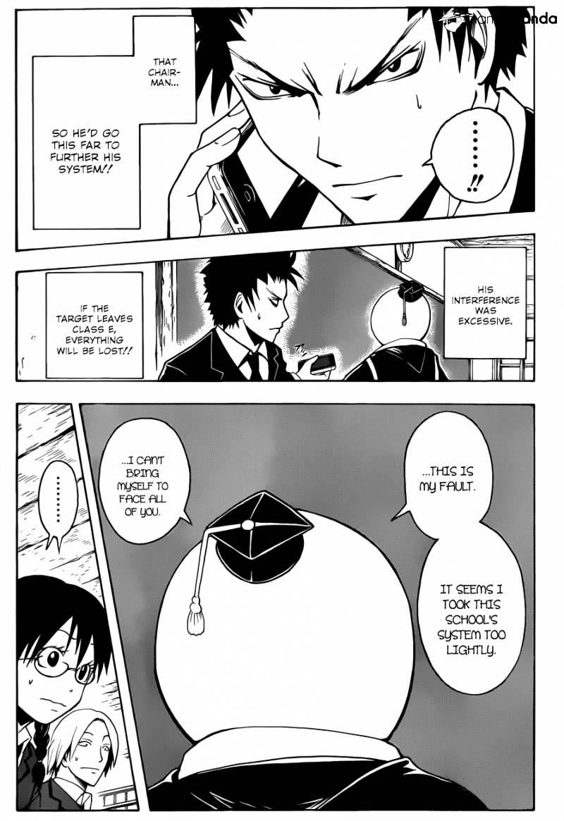 Ansatsu Kyoushitsu Chapter 14  Online Free Manga Read Image 16