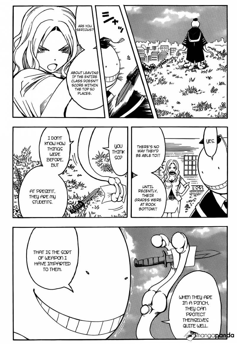 Ansatsu Kyoushitsu Chapter 14  Online Free Manga Read Image 7