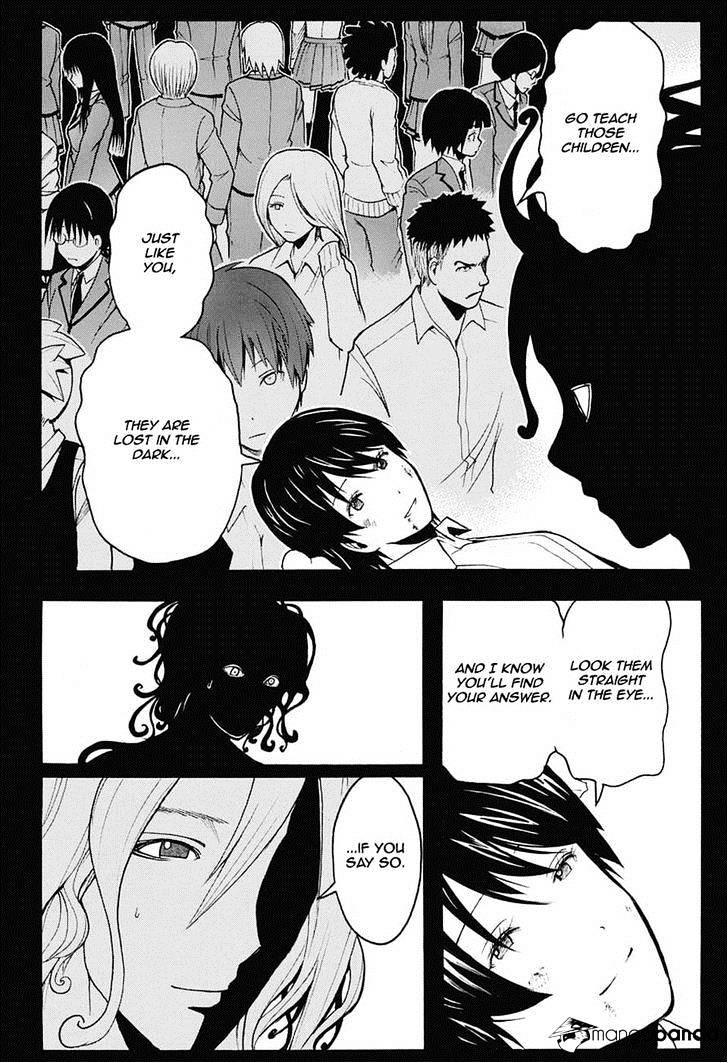 Ansatsu Kyoushitsu Chapter 140  Online Free Manga Read Image 8
