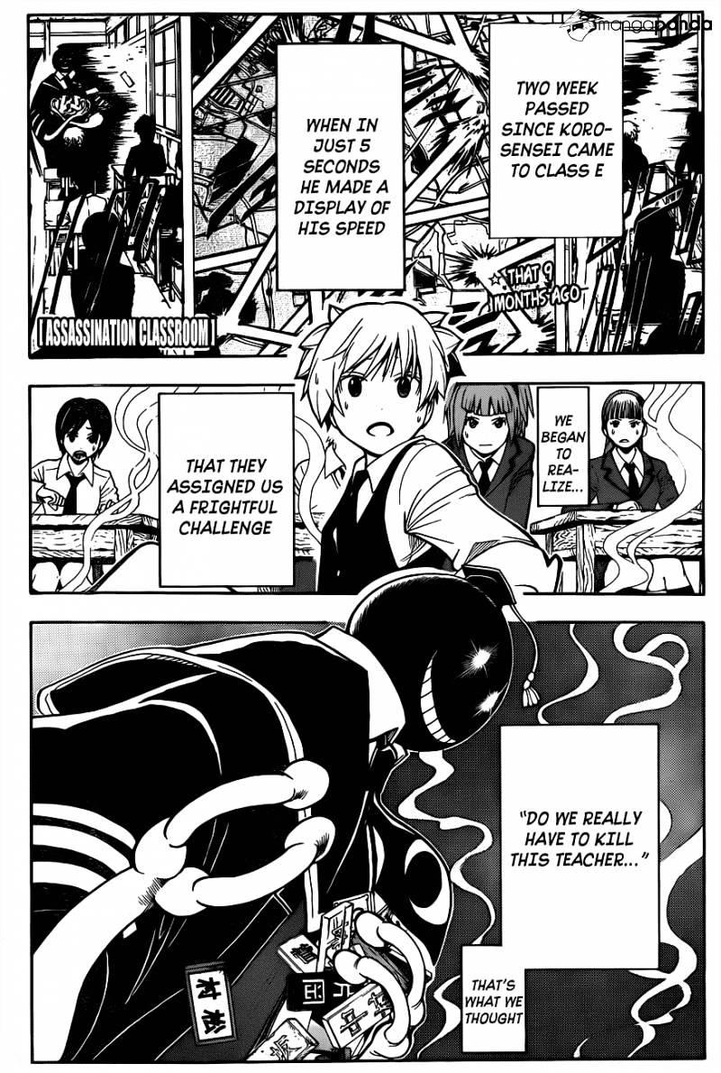 Ansatsu Kyoushitsu Chapter 141  Online Free Manga Read Image 1