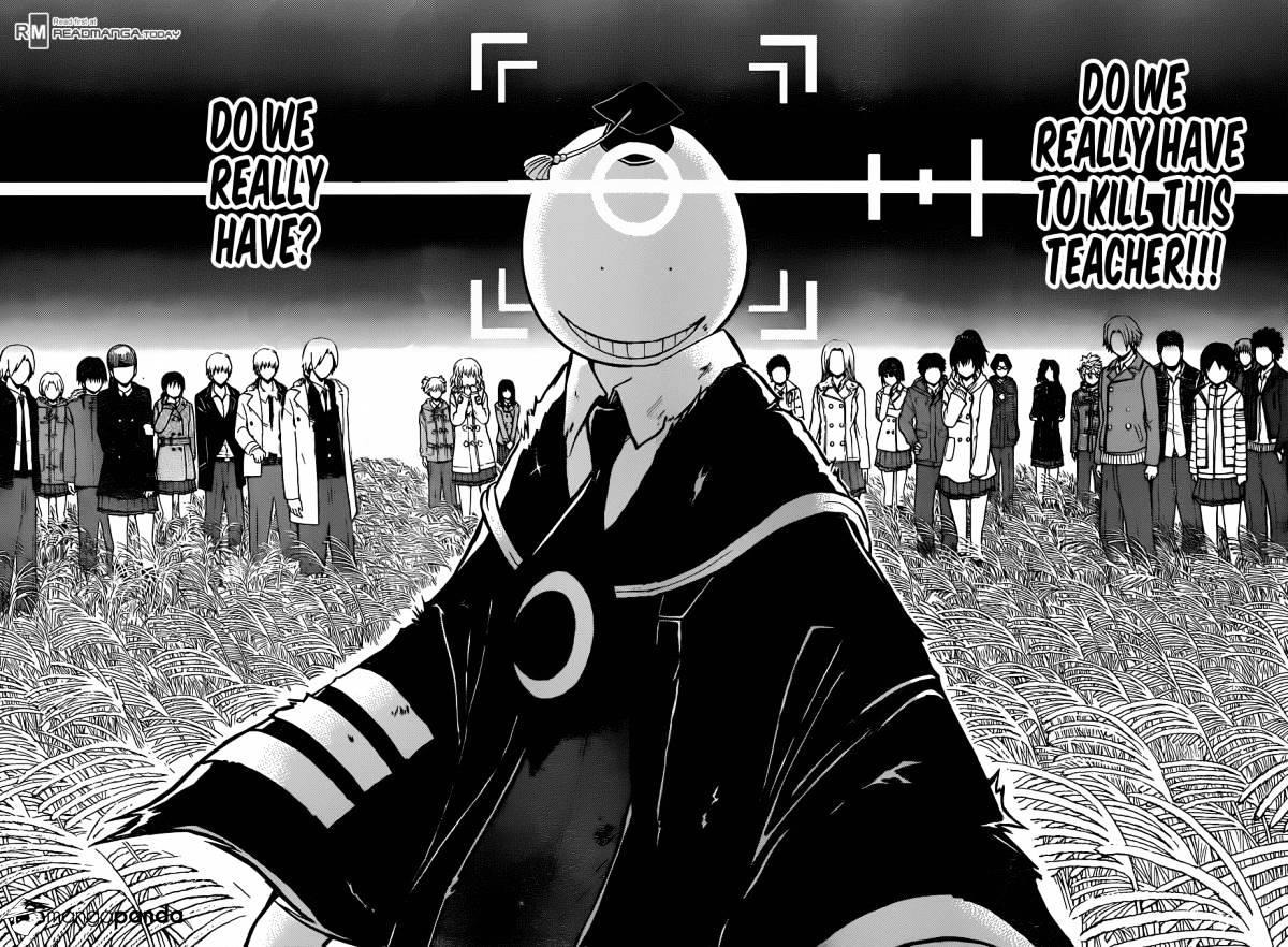 Ansatsu Kyoushitsu Chapter 141  Online Free Manga Read Image 14