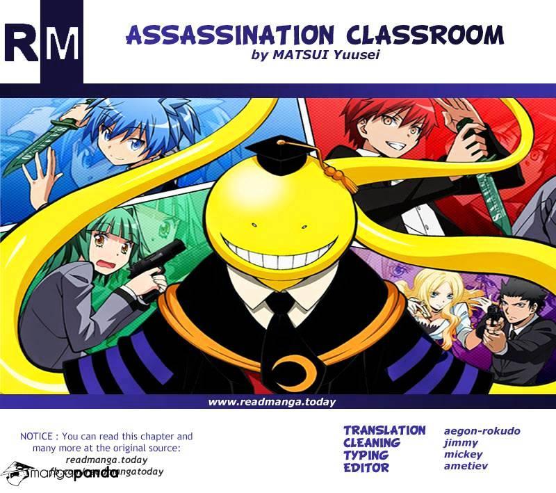 Ansatsu Kyoushitsu Chapter 141  Online Free Manga Read Image 19