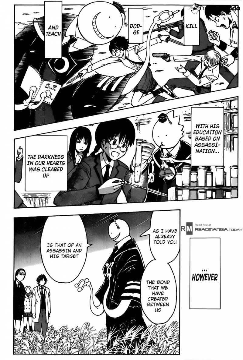 Ansatsu Kyoushitsu Chapter 141  Online Free Manga Read Image 7