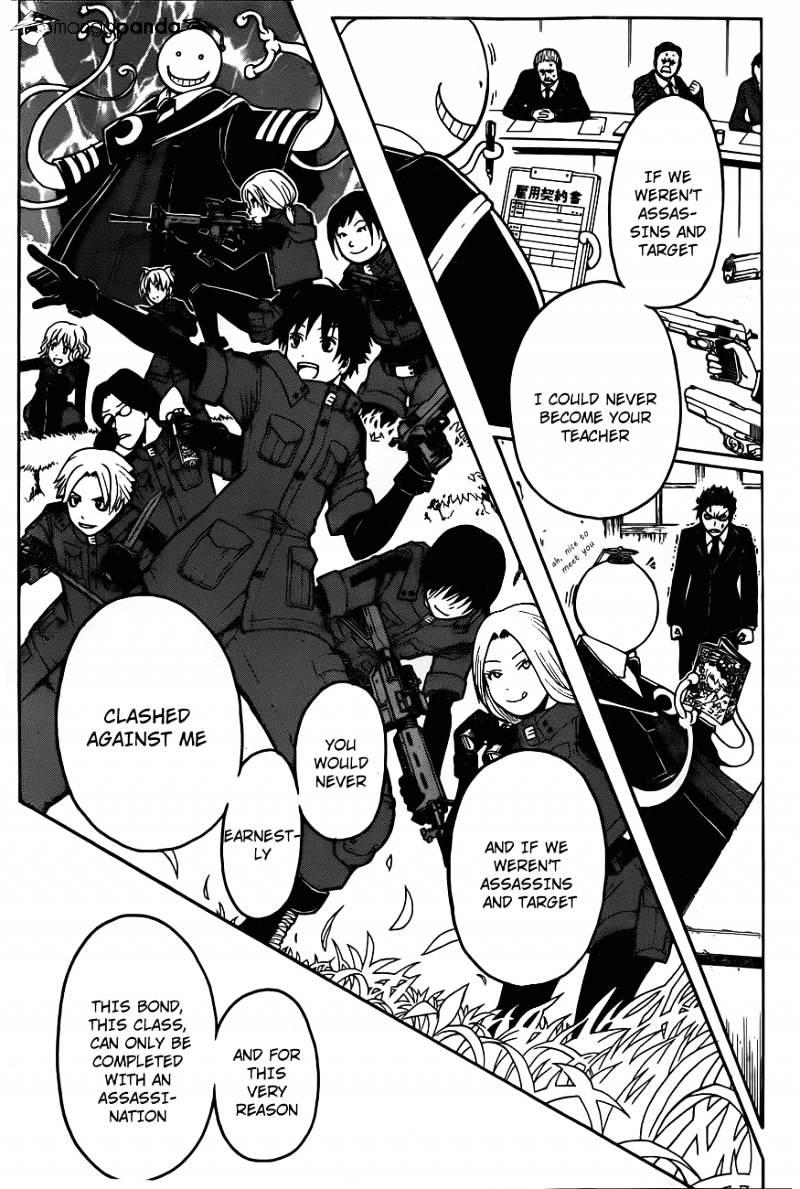 Ansatsu Kyoushitsu Chapter 141  Online Free Manga Read Image 8