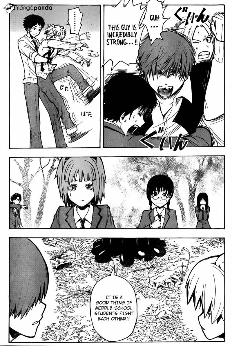 Ansatsu Kyoushitsu Chapter 143  Online Free Manga Read Image 15