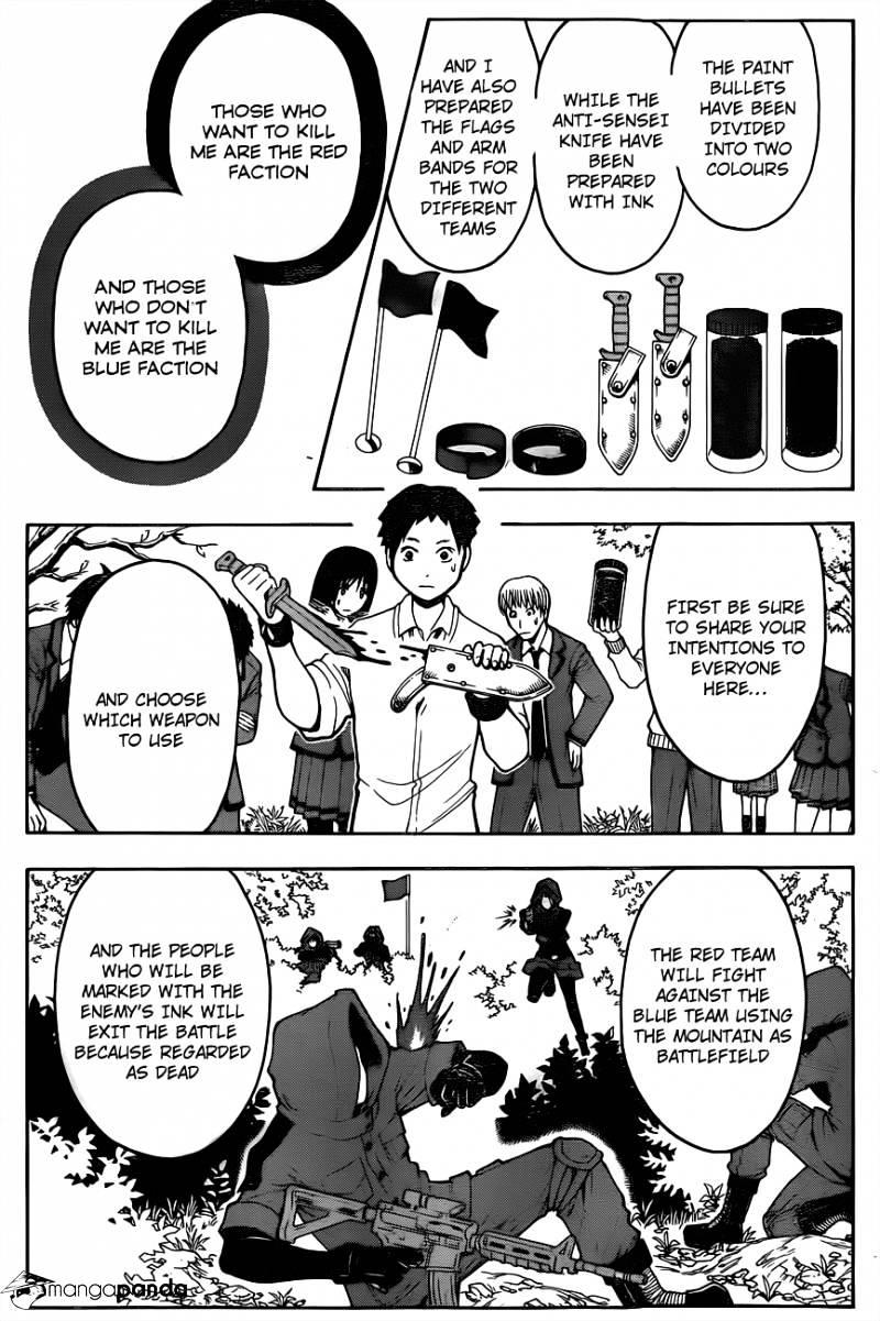 Ansatsu Kyoushitsu Chapter 143  Online Free Manga Read Image 18