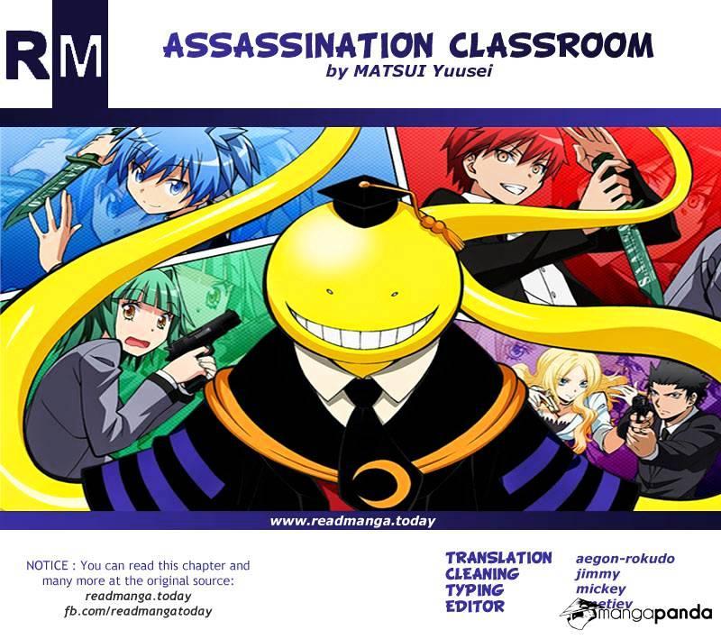 Ansatsu Kyoushitsu Chapter 143  Online Free Manga Read Image 22