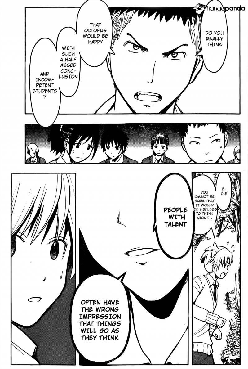 Ansatsu Kyoushitsu Chapter 143  Online Free Manga Read Image 5