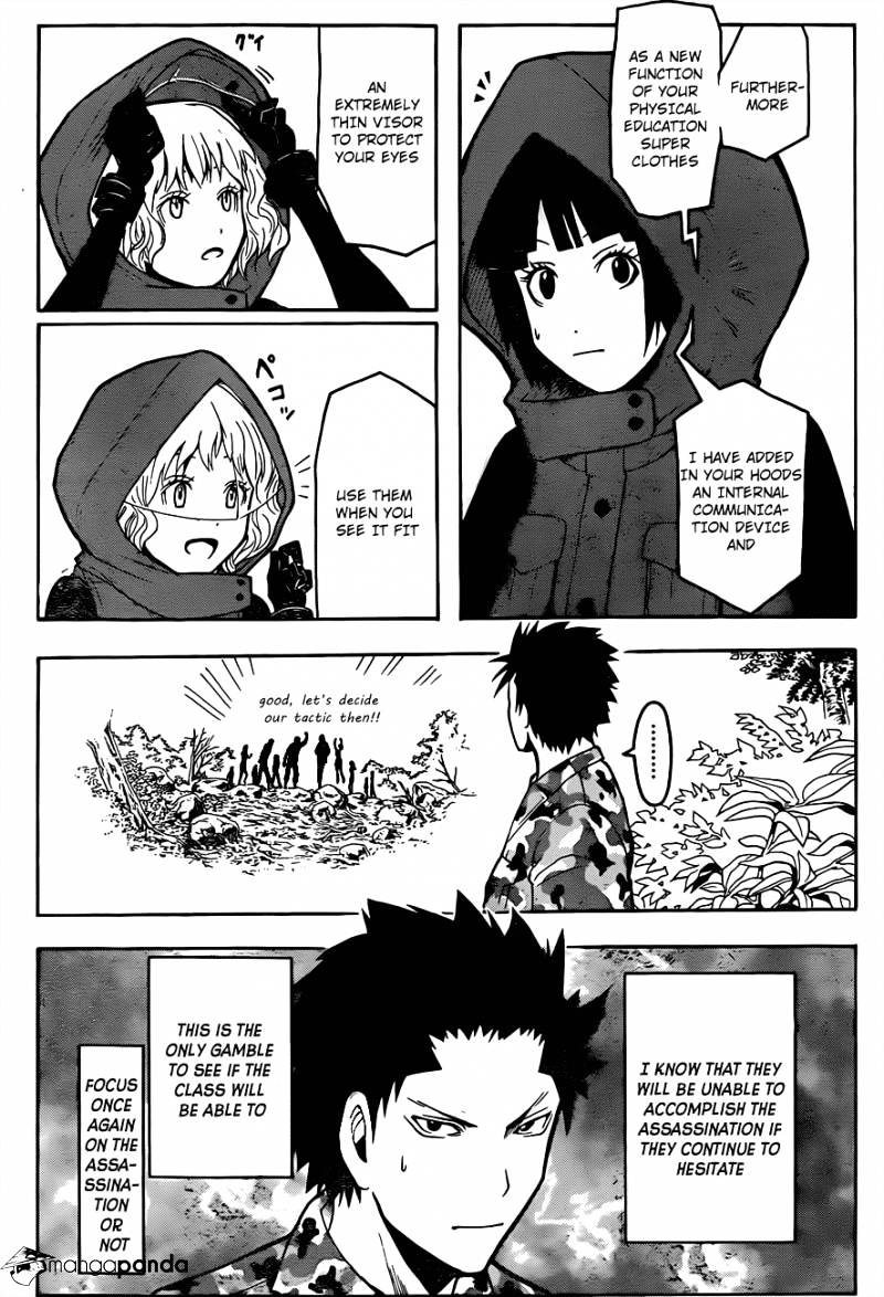Ansatsu Kyoushitsu Chapter 144  Online Free Manga Read Image 13