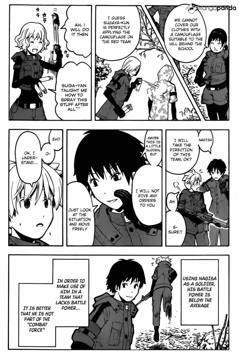 Ansatsu Kyoushitsu Chapter 144  Online Free Manga Read Image 14