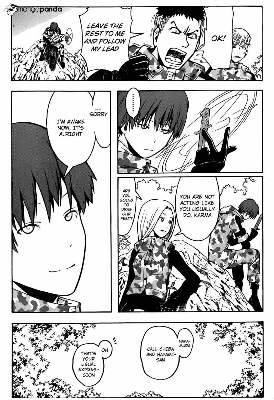 Ansatsu Kyoushitsu Chapter 144  Online Free Manga Read Image 15