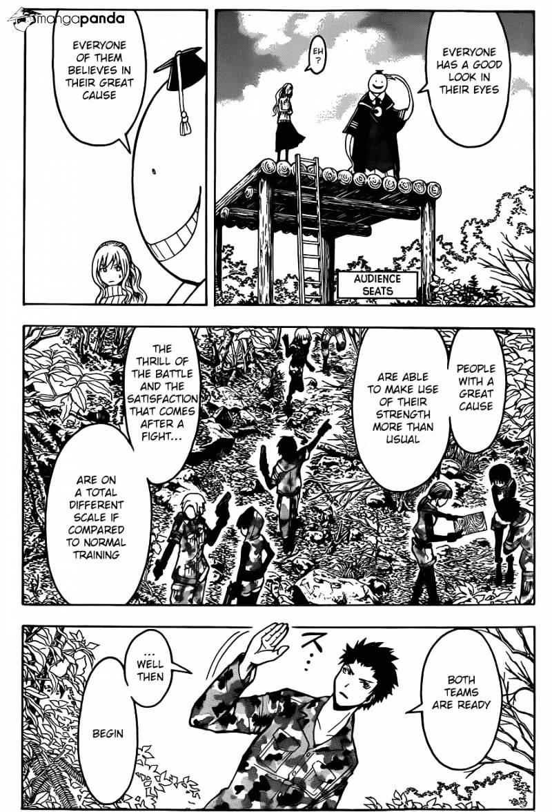 Ansatsu Kyoushitsu Chapter 144  Online Free Manga Read Image 16