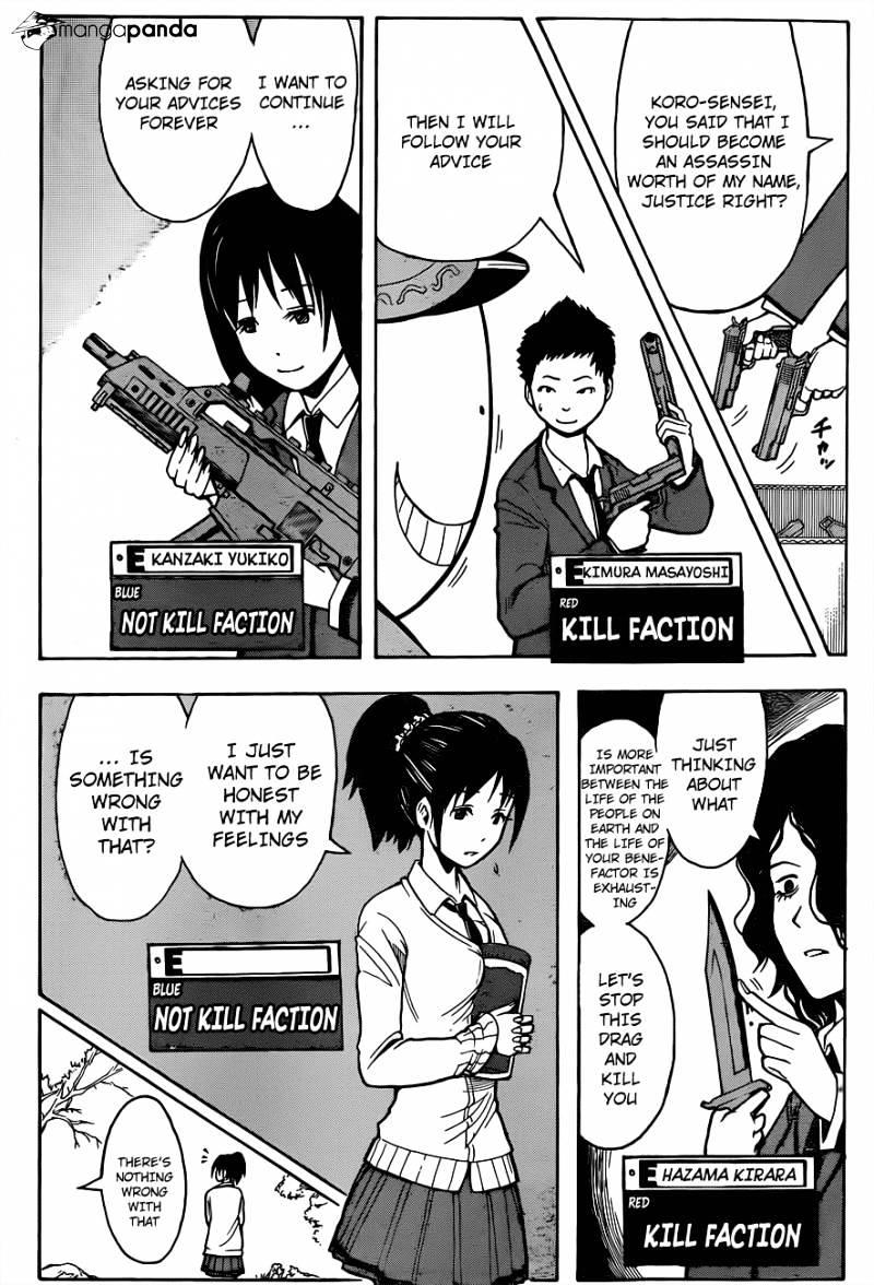 Ansatsu Kyoushitsu Chapter 144  Online Free Manga Read Image 4