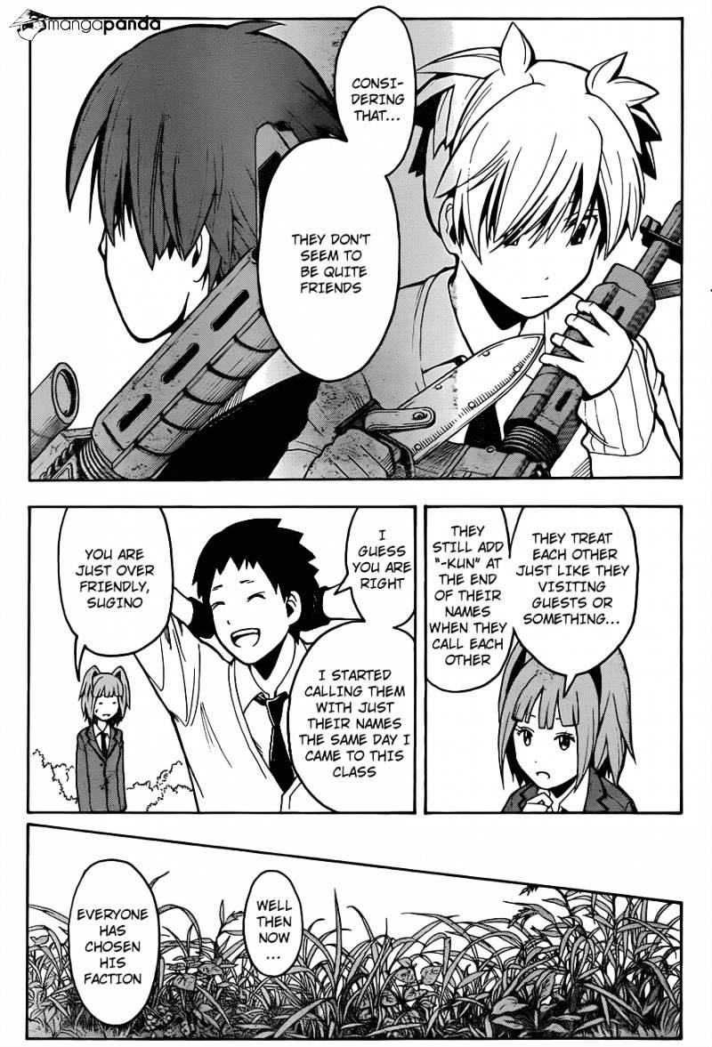 Ansatsu Kyoushitsu Chapter 144  Online Free Manga Read Image 9