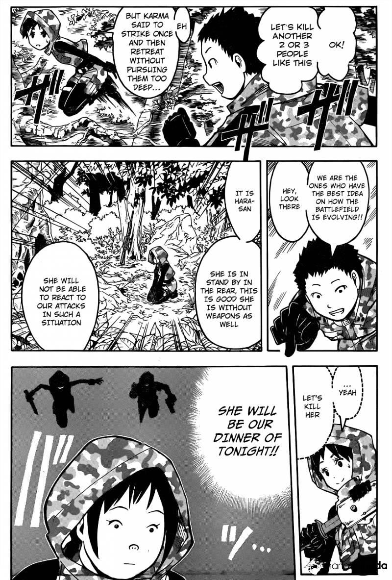 Ansatsu Kyoushitsu Chapter 145  Online Free Manga Read Image 19