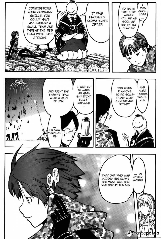 Ansatsu Kyoushitsu Chapter 145  Online Free Manga Read Image 7