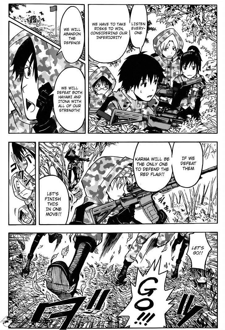 Ansatsu Kyoushitsu Chapter 146  Online Free Manga Read Image 11