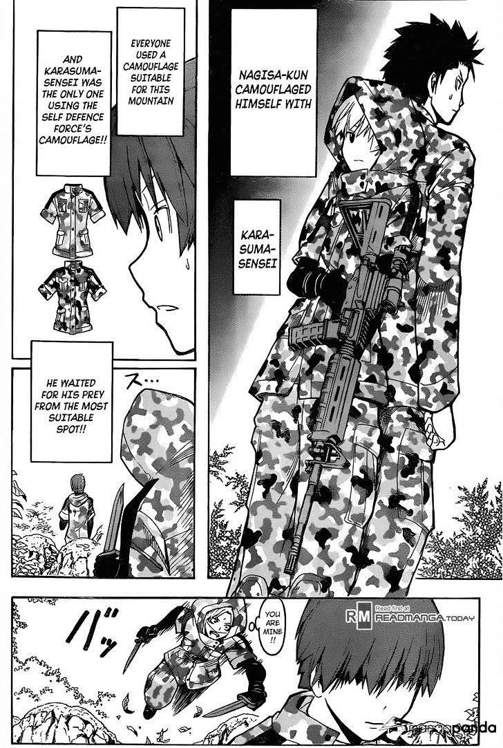 Ansatsu Kyoushitsu Chapter 146  Online Free Manga Read Image 20