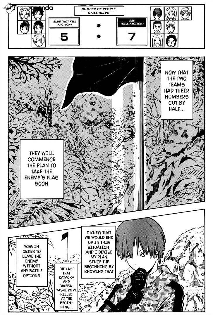 Ansatsu Kyoushitsu Chapter 146  Online Free Manga Read Image 3